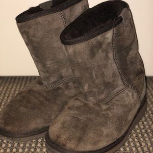 Emu short boots